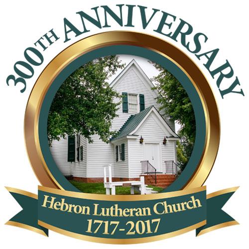 Hebron Lutheran Church 1717-2017